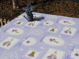NAPTEX 36Q/01 LAVANDER A-140 R-20M. Reference: 5250036Q01 (Available)