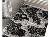 MARBLE ALFOMBRA DE BAÑO 50x80 SILVER Reference: 1116251270 (Not available)