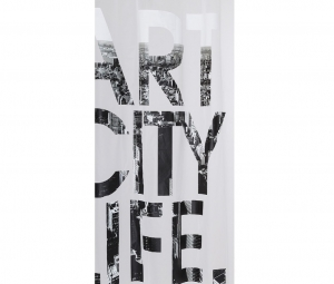 ART CITY LIFE CORT.BAÑO 180x200cm Reference: 1212990001 (Available)