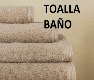 NEW PLUS TOALLA BAÑO 70x140cm  (Referències disponibles: 0 de 25)